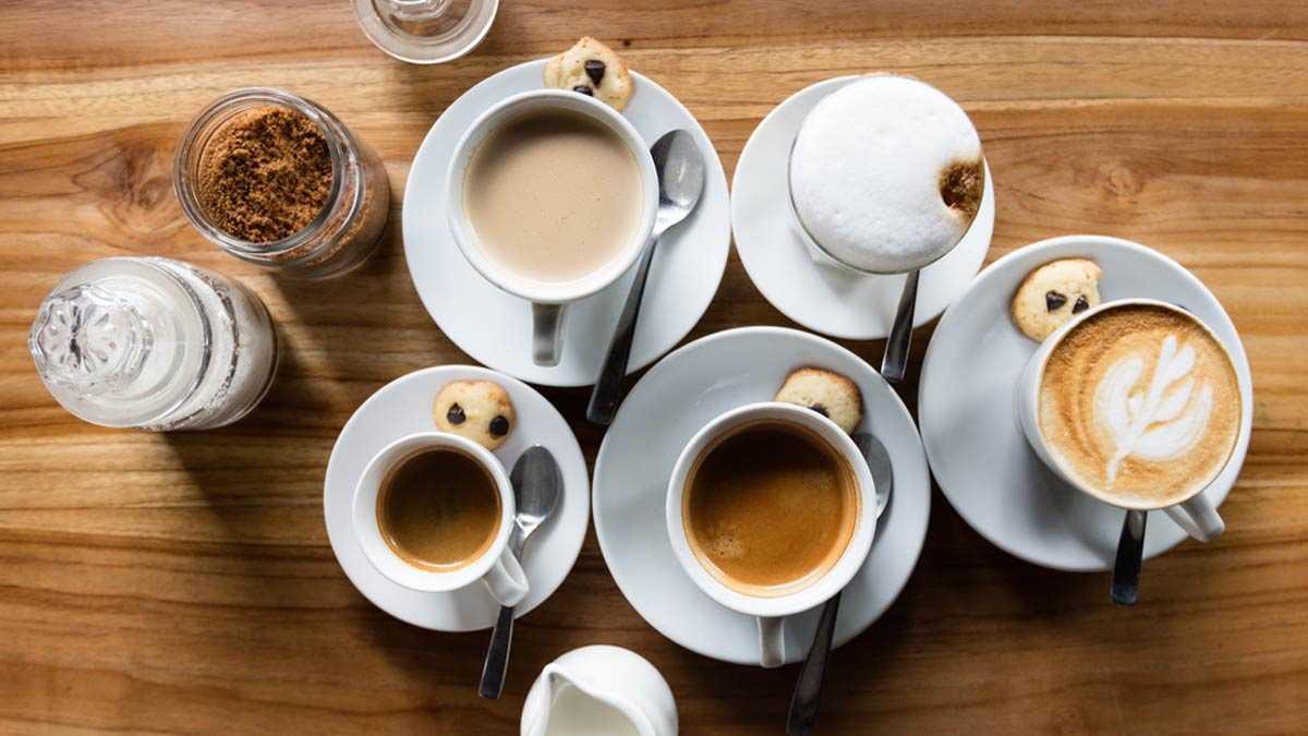 Del latte casero al café carbón